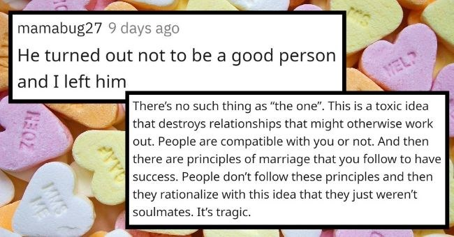 """women reveal what it's like to settle for someone who they knew wasn't 'the one' 