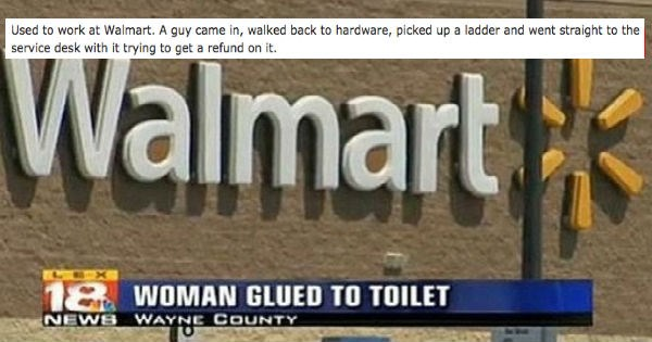customer service,FAIL,retail,storytime,true story,Walmart