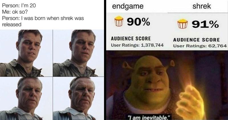 funny memes, shrek memes, shrek, dank memes, dumb memes, shitposts, memes, funny, movie memes