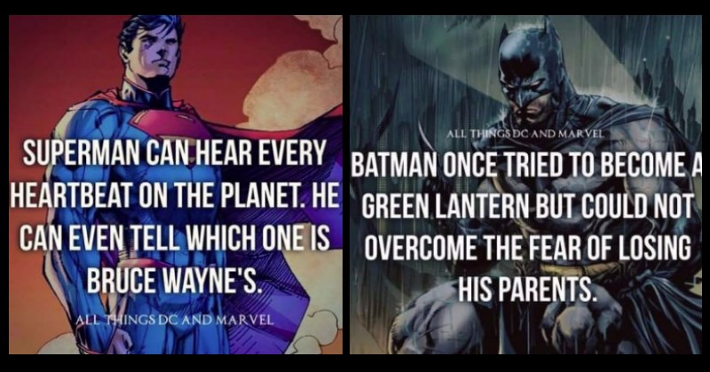 Here are Some Superhero Facts You Need to Know