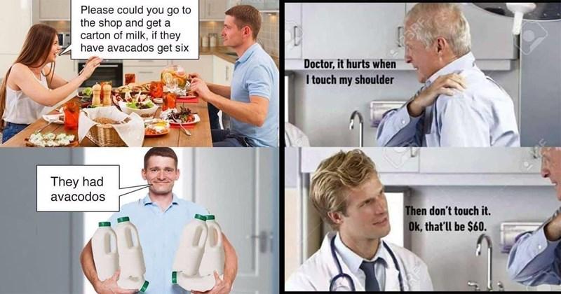 funny memes, memes, punny memes, puns, dad jokes, dumb memes, dad humor, punhub, funny, lol, corny jokes