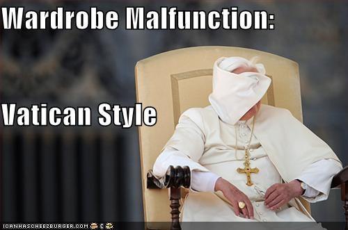 Pope Benedict XVI - 1419297536