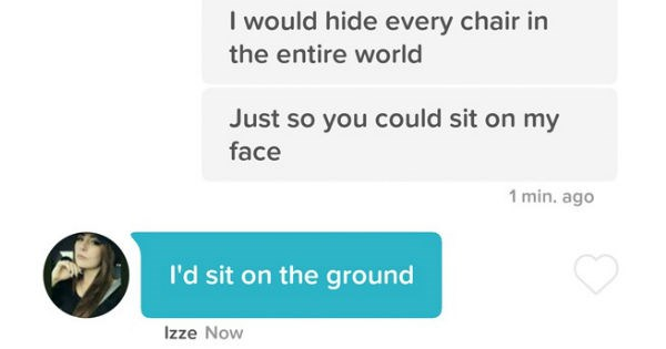 witty comebacks banter tinder funny dating - 1423109