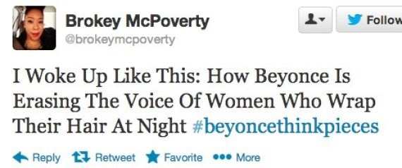 beyoncé,feminism,Music,beyonce's new album,beyoncethinkpieces,beyonce think pieces