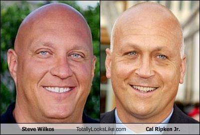 baseball Cal Ripken Jr sports steve wilkos talk show TV
