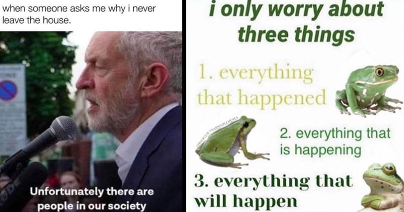 funny memes, random memes, pessimistic memes, dank memes, dark memes, existential memes, relatable memes, memes, funny, lol, meme dump
