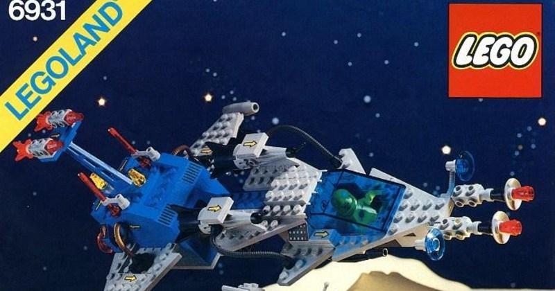 Nostalgic Lego sets