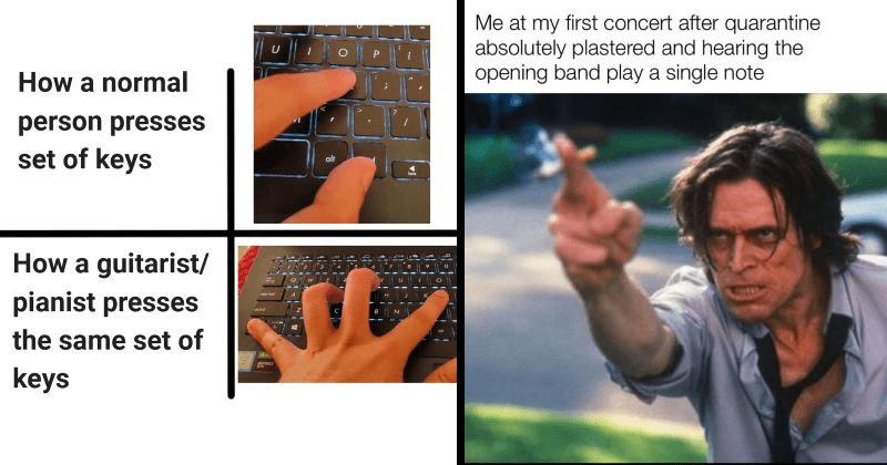 music, musician, fan, musician memes, lol, funny meme, reddit