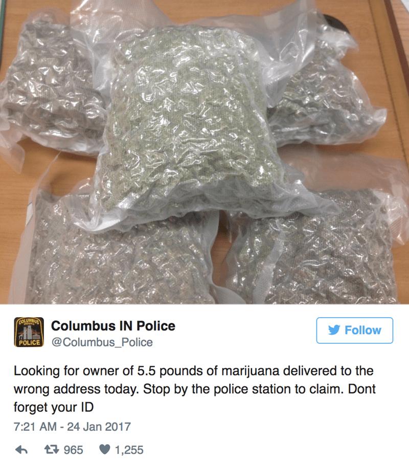 marijuana FAIL weed police - 1435397
