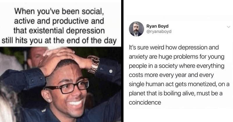 funny memes, depression memes, sadness, memes