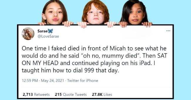 """funniest parenting tweets of the week - thumbnail 