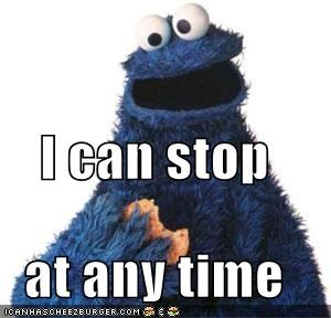 addiction Cookie Monster monster muppets - 1442651904