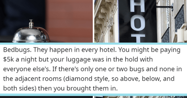 hotel staff reveal what happens behind the scenes | thumbnail text -