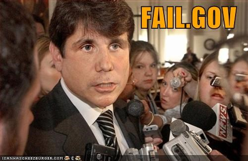 democrats,FAIL,Rod Blagojevich