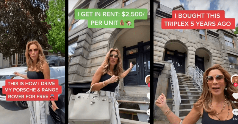 landlord, tiktok, building, car, callout, twitter, property, hustle