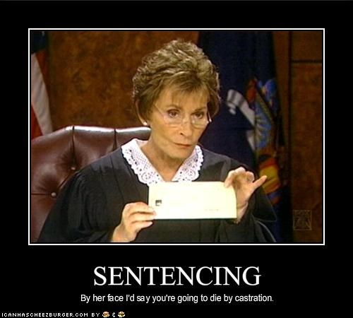 bad tv,Judge Judy,TV