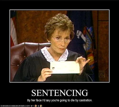 bad tv Judge Judy TV - 1450548992