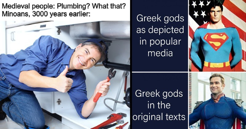 funny history memes and jokes