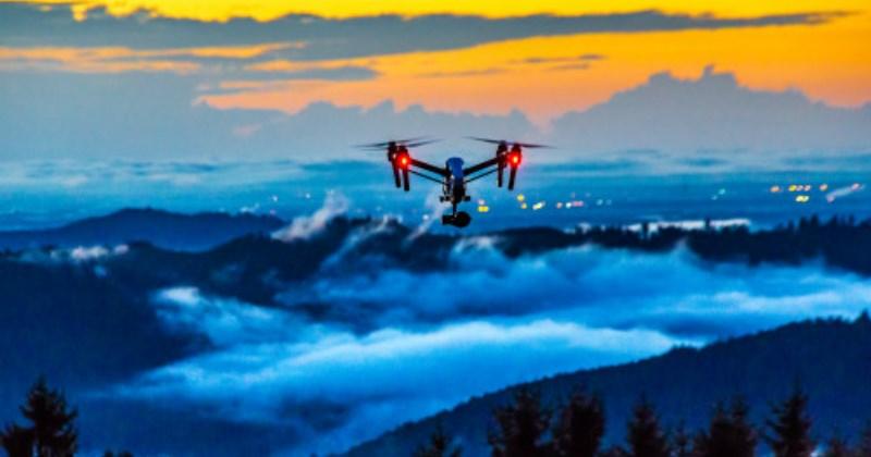beautiful pics taken by drones