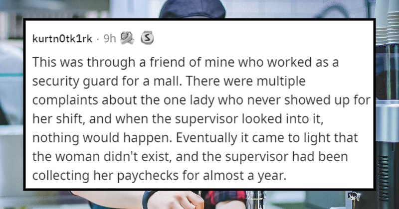 weird and crazy stories about employee complaints