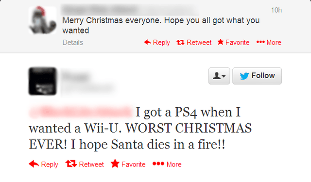 christmas kotaku list video games twitter wrongconsole failbook - 145669