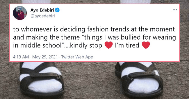 """funny women roast 2021 fashion trends 
