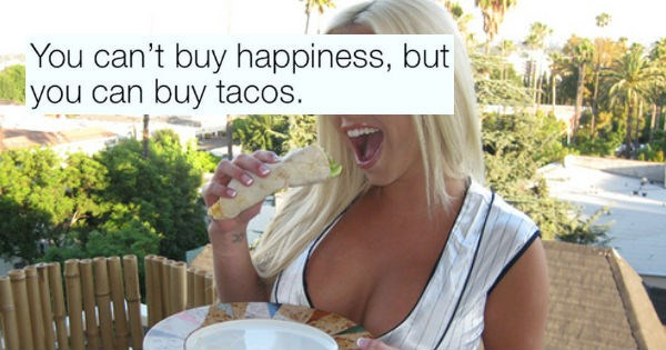 taco tuesdays and their beauty of the day