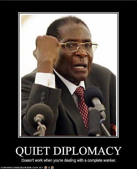 Robert Mugabe - 1459278080