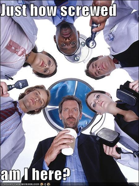 House MD,hugh laurie,tv doctors