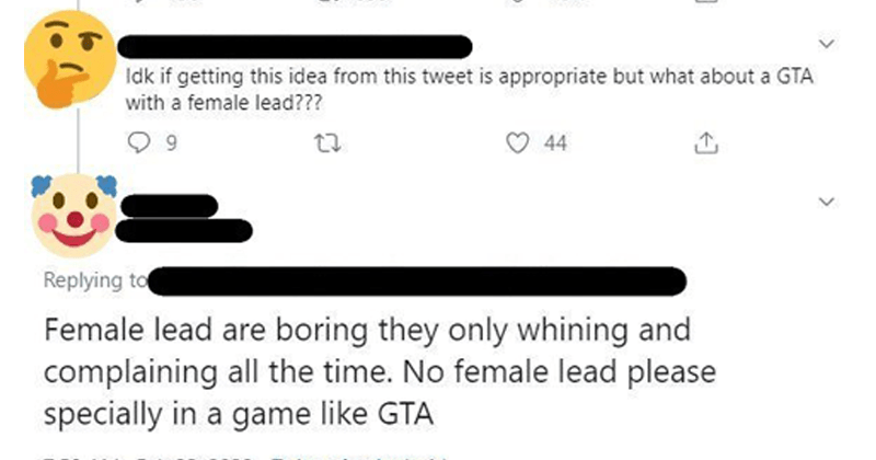 Bad gamer takes, offensive gamer takes, lol