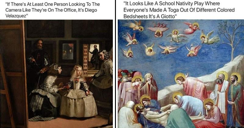 art, art history, artists, art historian, iconoclass, mary mcgillivray, lol, funny, summary