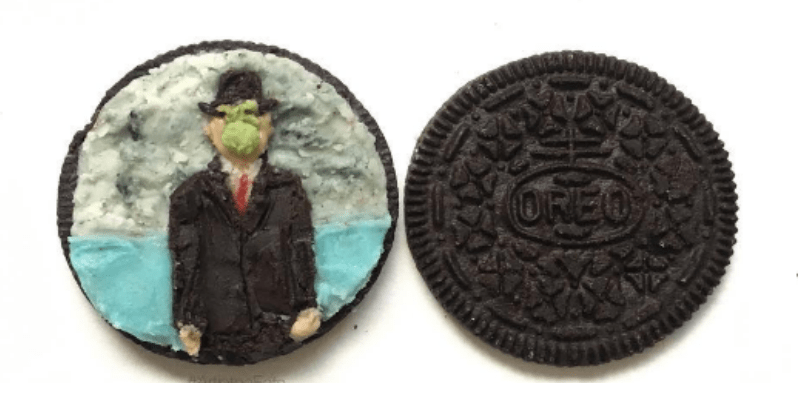 art list cookies - 1468677