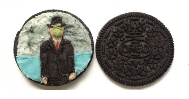 art list cookies - 1468677