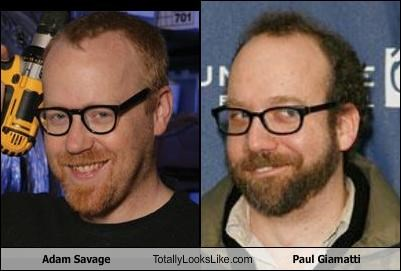 adam savage,Paul Giamatti