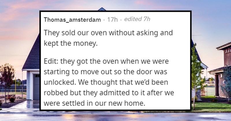 people's stories of their worst neighbors