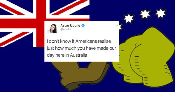 australian twitter