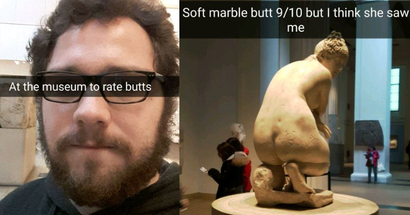 history statue butts - 1478405