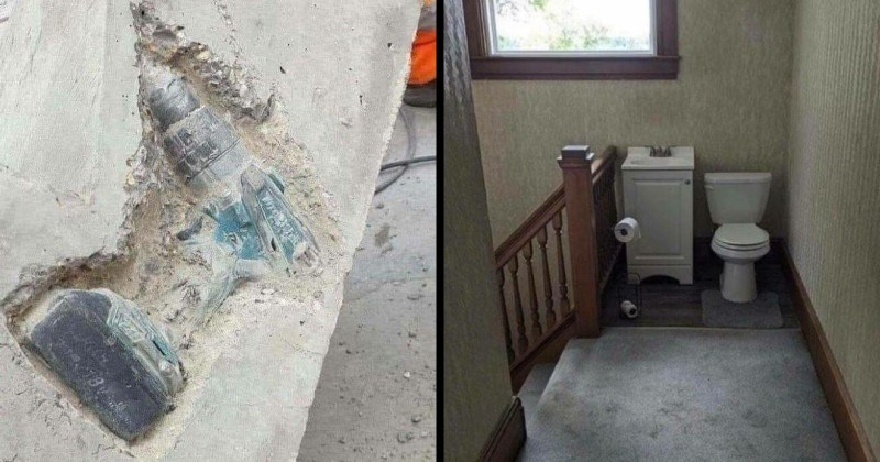 funny fails relating to construction and installation