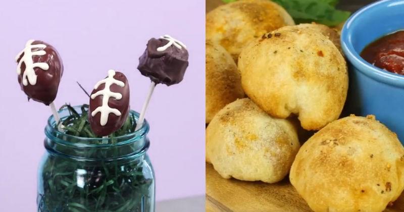 super bowl recipes recipe snacks food football Video cooking - 1483013