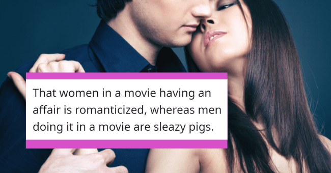 Men Point Out Their Least Favorite Double Standards| thumbnail text -