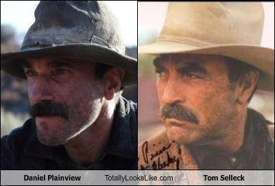 Daniel Plainview tom selleck - 1484388608
