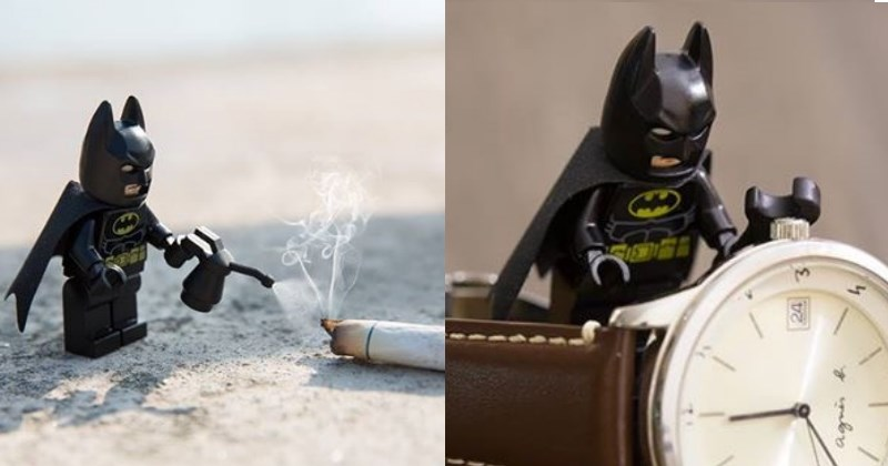 cool lego batman pics