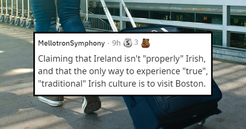 stories of obnoxious American tourists