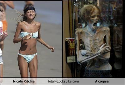 celeb corpse famous for no reason lionel ritchie Nicole Richie - 1493336832