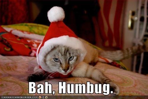 Bah, Humbug.