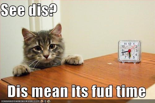 See dis?  Dis mean its fud time