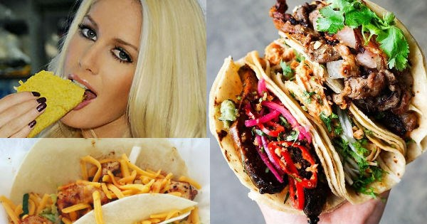 14 Slutty Tacos That Said Screw the Dress Code, We\'re Doing It Live With Extra Hotness Sauce for Taco Tuesday