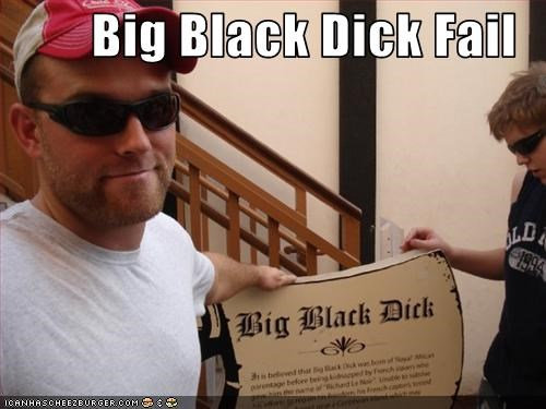 Big Black Dick Meme