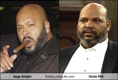 Fresh Prince of Bel-Air James Avery Suge Knight Uncle Phil - 1513463040