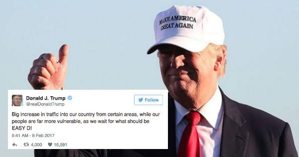 twitter news donald trump politics - 1517829